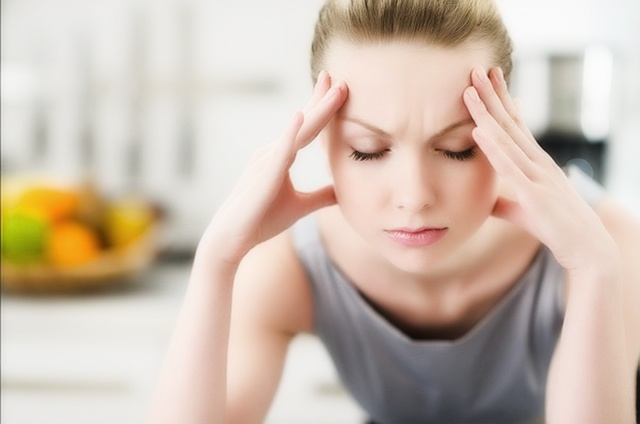 Болит голова и нос