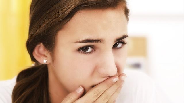Металлический привкус во рту при кашле