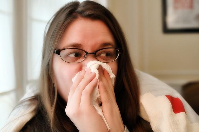 Насморк с отеком гомеопатия